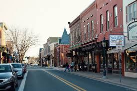 take a break at one of the best small towns in america