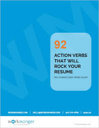 Resume Action Words By Category Tips And Advice For Non Teaching Jobs In Schools And Other