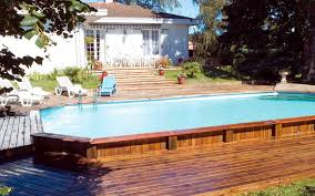 Above Ground Pool Design Ideas Above Ground Pools Decks Idea Ground Pools With Decks For An