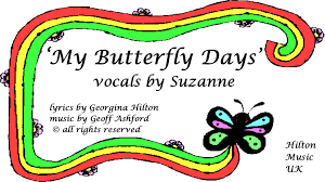 songwriter demo my butterfly days country style age
