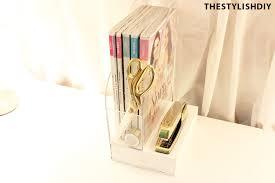 gold desk accessories target nate berkus target office supplies