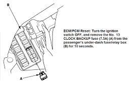 2000 honda accord srs light reset help 2000 honda accord check engine and srs light honda