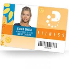 professional pre printed plastic cards