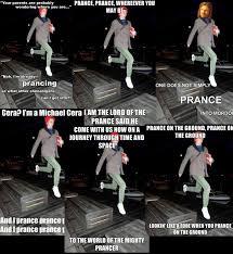 Prancing Cera Meme - see cera prance