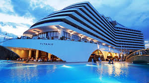 titanic beach lara lara antalya turkey mediterranean region