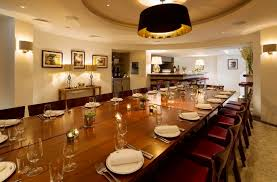 Un Delegates Dining Room Book Private Dining Room Barrafina Adelaide Street London