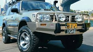 nissan safari off road nissan patrol tuning youtube
