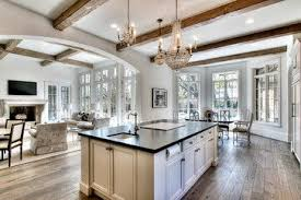 open floor plans with large kitchens best 25 large open plan kitchens ideas on modern open