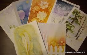 painted cards for sale painted cards for sale lou conron s artwork portfolio