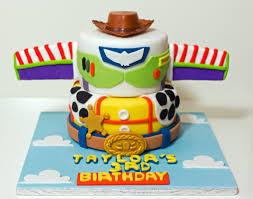 story birthday cake story woody buzz birthday cake