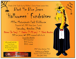 city park halloween black tie blue jeans halloween fundraiser 2015 tooele city