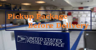 can i up package from usps before delivery
