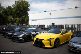 lexus lfa singapore owner catching up with evasive motorsports speedhunters