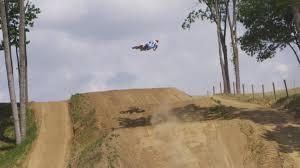 motocross action videos 2016 ktm 125 2 stroke wide open motocross action magazine youtube