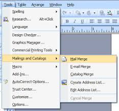 mail merge from excel mail merging 101 the basics of mail merging in word u0026 publisher