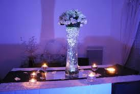d coration mariage chetre décoration mariage des centres de table lumineux mariage