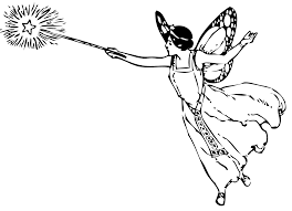 file fairy with wand svg wikimedia commons