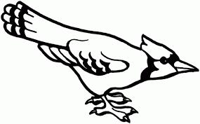 free printable kid coloring bird printable