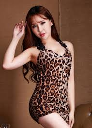 leopard halloween costume cougar cat leopard women v neck cosplay halloween