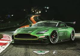 aston martin racing green aston martin dbr11 gt1 spec in british racing green the newly