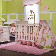 5 Piece Nursery Furniture Set by Carter U0027s Jungle Jill 4 Piece Crib Bedding Set Baby Pinterest
