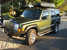 jeep commander lifted jeep commander 6 inch lift image 96