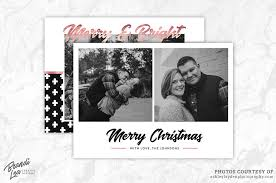 photography christmas card template by brandi lea designs
