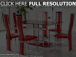 Glass Dining Table Sets by Modern Glass Dining Room Tables Extension Dining Tables Trend