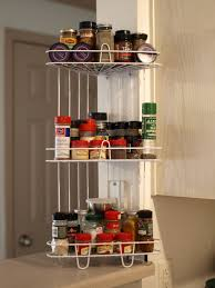 spice cabinets for kitchen kitchen magnetic spice rack organizing spices use creative