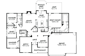 ranch home floor plans 4 bedroom split ranch floor plans split ranch house plans level style home