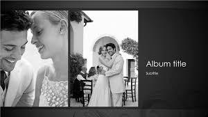 Photo Album Wedding Classic Photo Album Office Templates