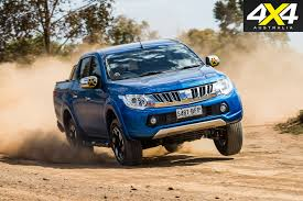 mitsubishi triton 2018 4x4 of the year finalists mitsubishi triton exceed 4x4 australia