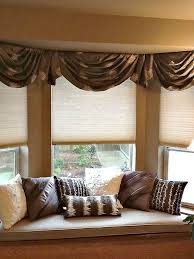 Bay Window Curtain Designs 3 Tips For Selecting Bay Window Curtain Rods Holoduke Com