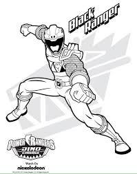 free colouring pages power rangers power ranger red ninja strom