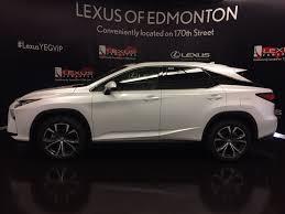 lexus of canada new 2017 lexus rx 350 luxury package 4 door sport utility in