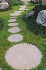 stepping stone garden path ideas u2014 home design lover amazing