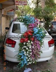 indian wedding car decoration wedding car decoration apscar010