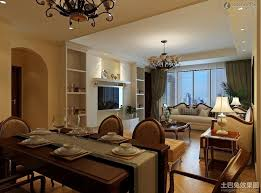 interior design interesting small living dining room idea with