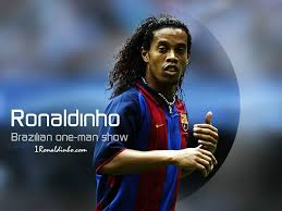 ronaldinho wallpapers great when in barcelona sports picture