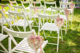 chair decorations wedding decor top chair decorations for wedding ceremony for the