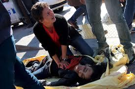 Seeking Blood Breaking Explosion In Turkish Capital Ankara 20 Killed Dozens