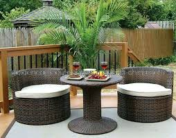 small patio table set small space patio set venusstudio co