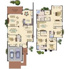 New Homes Floor Plans Conrad 457 Floor Plan At Riverstone Naples Florida New
