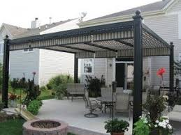 Backyard Awning Ideas 111 Best Patio Awning Images On Pinterest Patio Awnings