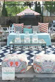 World Market Outdoor Chairs by How To Clean Your Outdoor Furniture Cushions Chic California