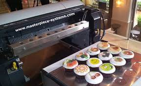 edible print cake printer mp 415 for edible printing direct on cakes and pastries