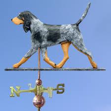 bluetick coonhound dog bluetick coonhound dog weathervane