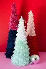 Mini Christmas Tree Crafts - craftaholics anonymous colorful mini christmas trees