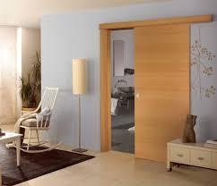 porte des chambres en bois porte coulissante aim