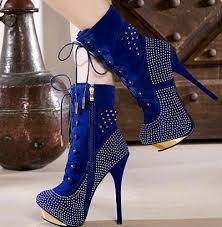 Cobalt Blue High Heels 203 Best Shoes Boots High Heels Etc Images On Pinterest